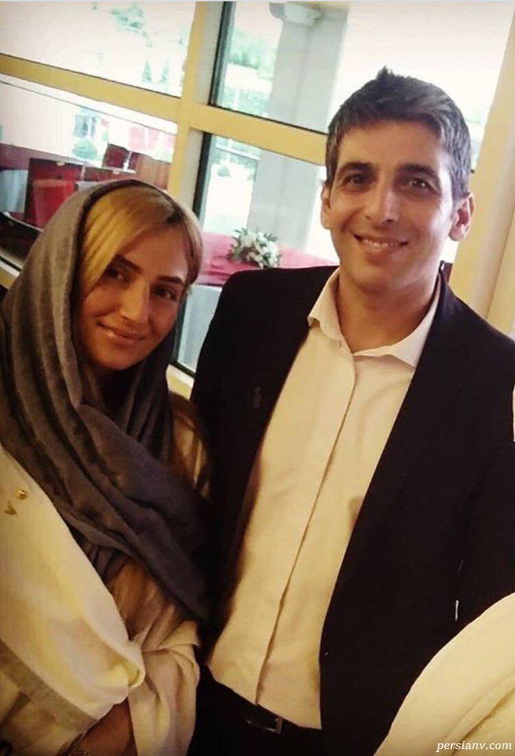 همسر دوم حمید گودرزی