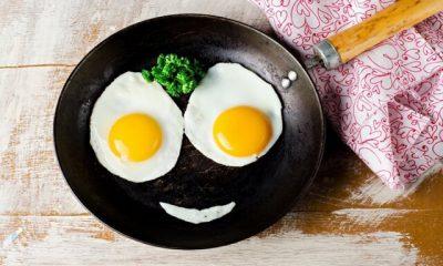 تخم مرغ در صبحانه